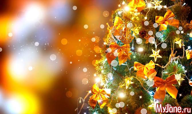 Новогодняя елка: как родилась традиция