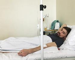 Дима Билан доработался до госпитализации