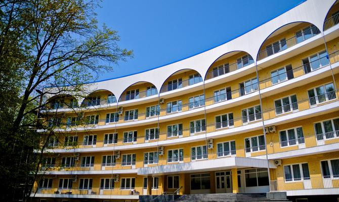Парк-отель «Воздвиженское» – семейный отдых