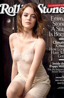 Эмма Стоун рассказала, как ее притесняют в Голливуде