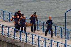 Обнаружен черный ящик разбившегося Ту-154