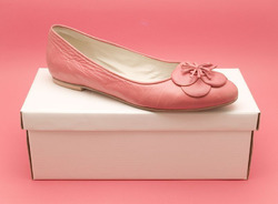 Нарядные туфли без каблука: тренды 2017