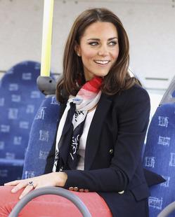 Кейт Миддлтон назвали самой ленивой британской знаменитостью
