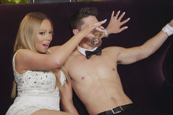 Новый бойфренд удивил Мэрайю приватным танцем