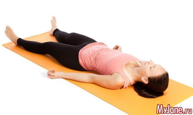 Шесть асан, которые можно сделать в спальне: йога перед сном – отдыхай на здоровье!