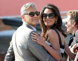 Джордж Клуни: «Амаль не сразу поняла, что я делаю ей предложение»