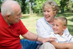 Родители отказываются помогать воспитывать внуков
