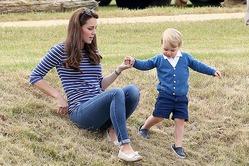 Кейт Миддлтон рассказала, кем хочет стать Джордж