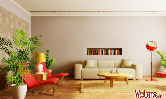 Место в кадке: 10 лучших напольных цветов для квартиры