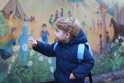 Как принца Джорджа называют в детском саду