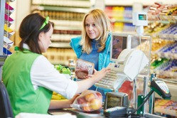 Продукты питания начали продавать в кредит