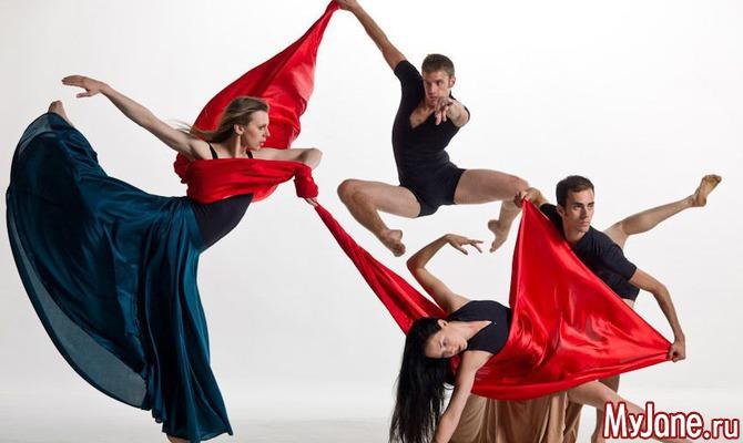 Контемпорари – танец в ритме времени
