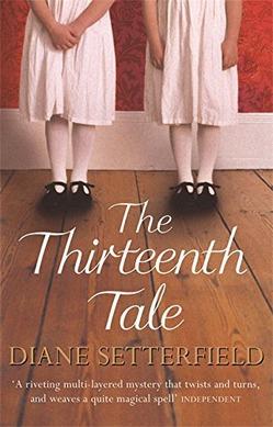 """Книжный вызов 2016: 16. Книга, в которой раскрывают старую тайну. Диана Сеттерфилд """"Тринадцатая сказка"""""""