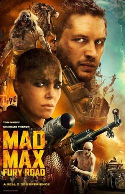 Фильм «Безумный Макс: Дорога ярости» получил 6 «Оскаров»