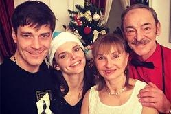 Семейный снимок Боярских: слухи прочь