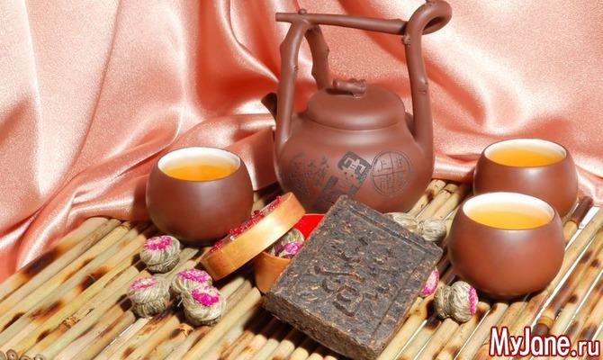 Тибетский чай. Не напиток, а обед