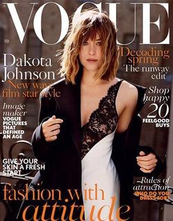 """Дакота Джонсон считает """"50 оттенков серого"""" прорывом в своей карьере"""