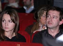 Константин Хабенский со второй женой Ольгой Литвиновой фото
