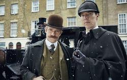 Новогодний «Шерлок» - в российских кинотеатрах