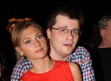 Кристина Асмус с мужем Гариком Харламовым фото