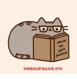 Книжный вызов 2016: 39. Книга, в названии которой есть имя