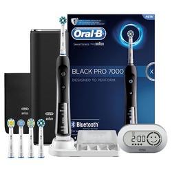 Красивая улыбка - в подарок: праздничное настроение с электрическими зубными щетками Oral-B