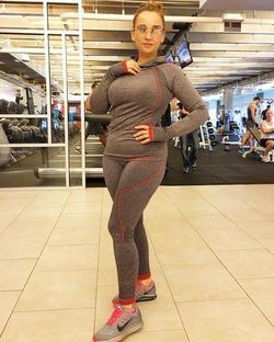 Анфиса Чехова шокировала спортивным костюмом