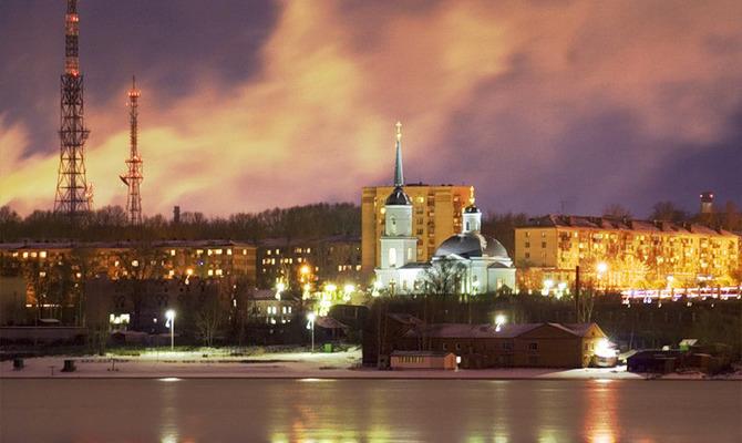 Череповец – старинный русский город с богатой историей