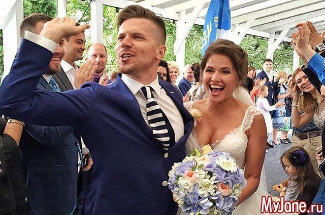 Юлия топольницкая и игорь чехов свадьба