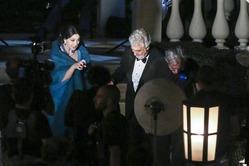Моника Белуччи сыграет с Пласидо Доминго