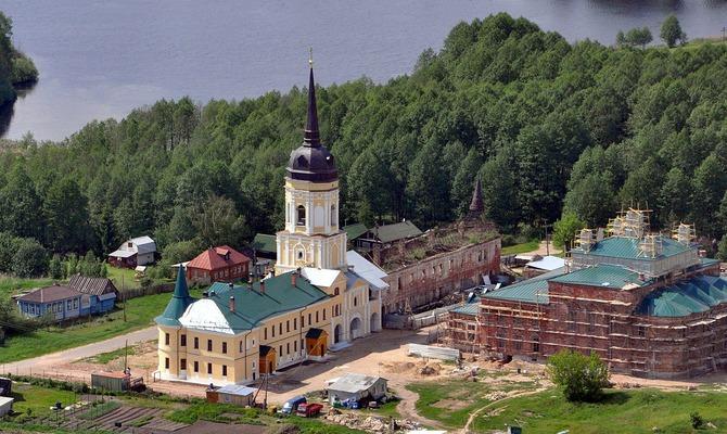 Легенды Николо-Радовицкого монастыря