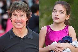 Том Круз 2,5 года не общался с дочерью Сури