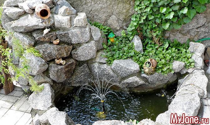 Волшебство брызг: что учесть при установке садового фонтана