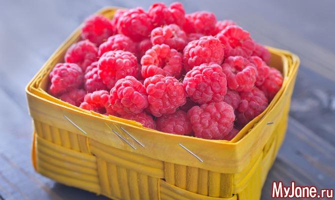 Малиновая сладость: чем полезна эта ягода?