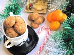 """Рождественское печенье """"Орех и Перец"""""""