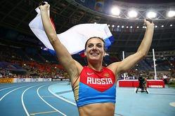 Елена Исинбаева: «Ждем запрета на аскорбинку и гематоген»