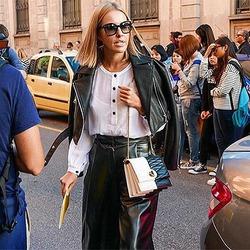 О стиле Ксении Собчак написал Vogue
