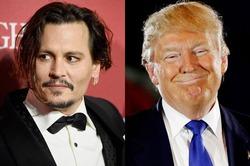 Джонни Депп резко высказался про Дональда Трампа