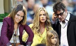 Чарли Шин подал в суд на бывших жен
