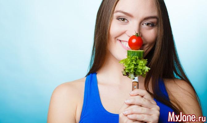 Усмиряем гормоны едой. Часть 1