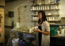 Рейко Канеко (Reiko Kaneko) - молодая дизайнер из Лондона, специализирующаяся на изделиях из фарфора