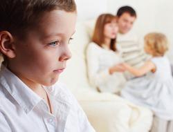 Как знакомить ребенка со второй семьей?