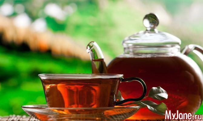 Секреты чая. Полезное действие на органы и системы