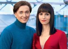 Супруги Сергей Безруков и Анна Матисон фото