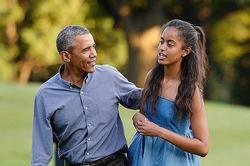 Малия Обама годик отдохнет перед университетом