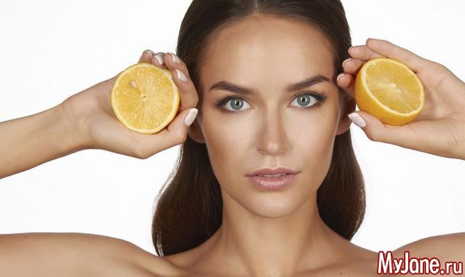 10 рецептов красоты с использованием лимона
