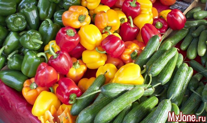 «И хочется, и колется»: как уберечься от отравления ранними овощами, фруктами, ягодами и зеленью
