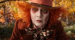 «Алиса в Зазеркалье» провалилась из-за развода Джонни Деппа