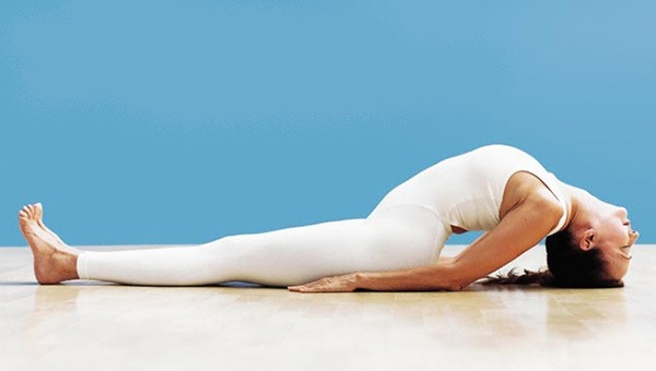 What Yoga poses are good for facial skin health? 21