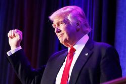 Трамп пообещал мир и сотрудничество всем государствам